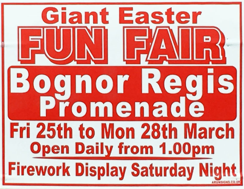 Giant Easter Fun Fair