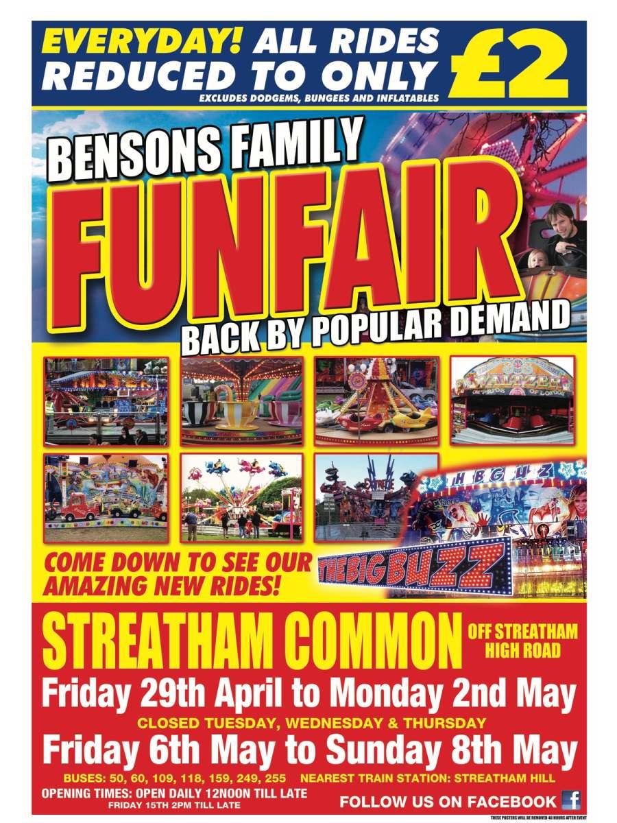 Streatham-Common-Fun-fair-Poster-Image