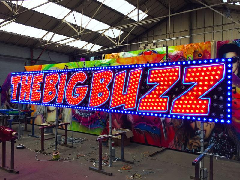 The Big Buzz