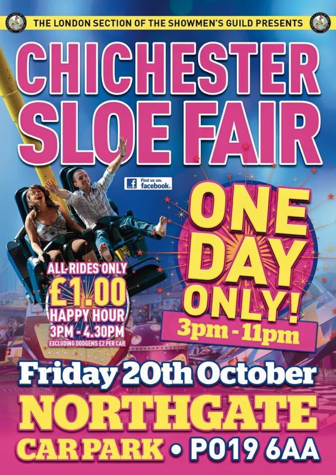 Chichester Sloe Fair