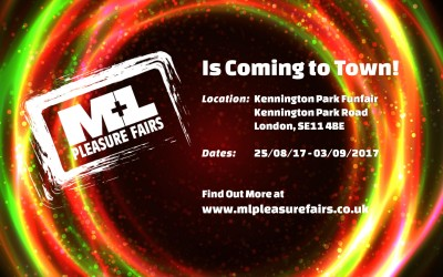 We're on our way to Kennington Park…