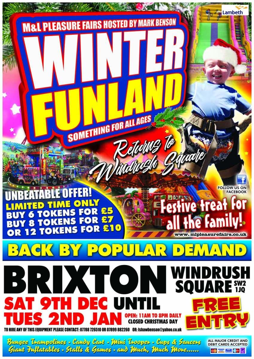 Brixton Winter Funland