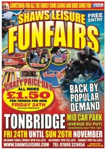 Tonbridge Funfair