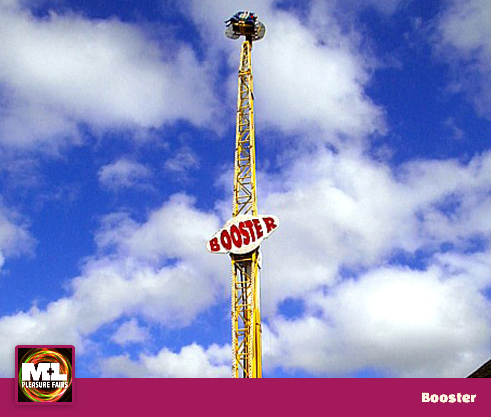 Booster Ride Image