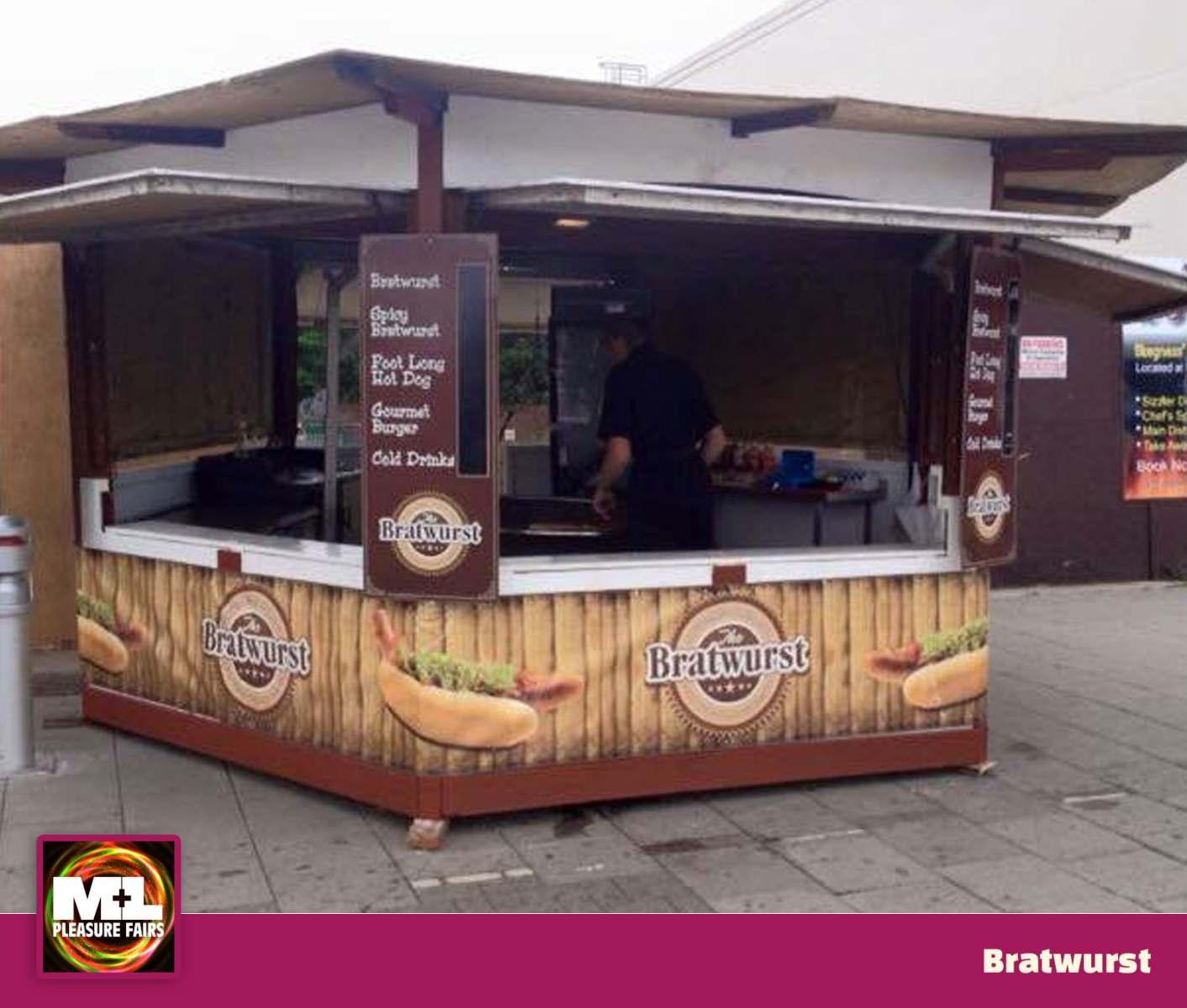 Bratwurst Stall Image