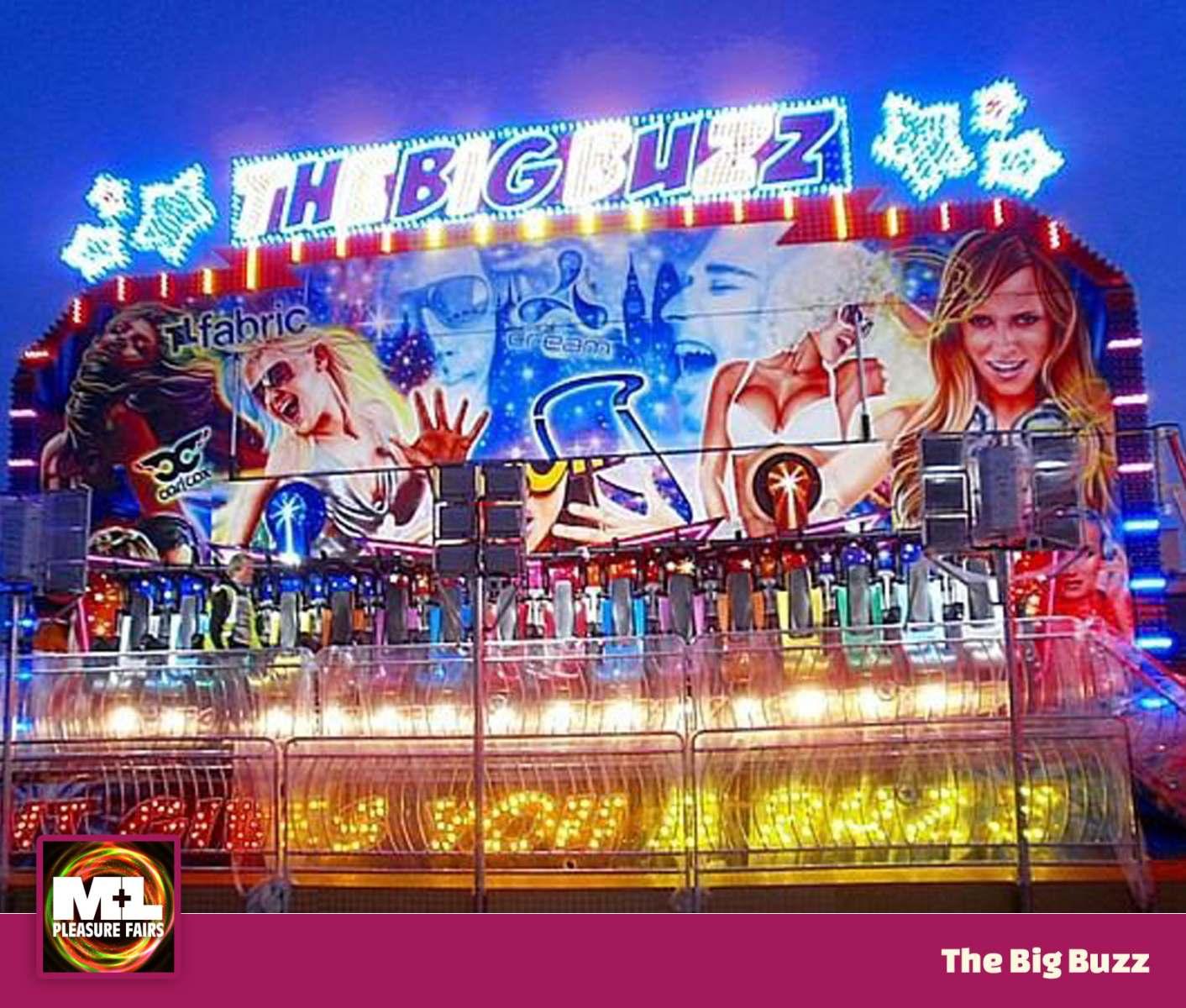 The Big Buzz Ride Image