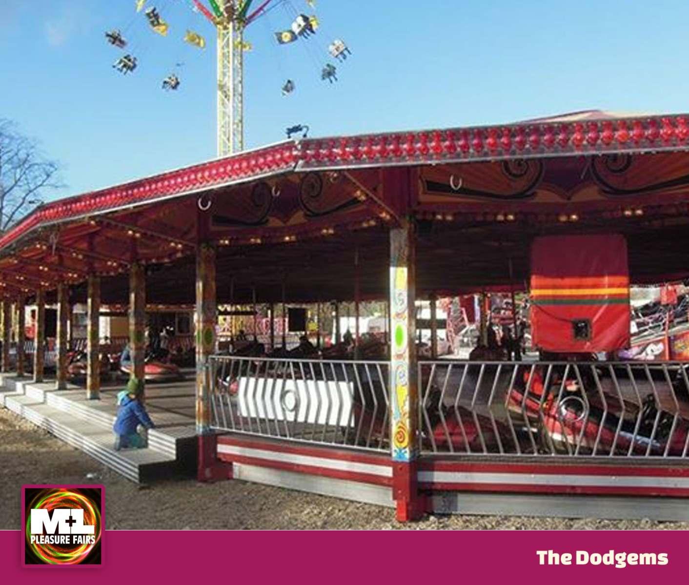 Dodgems Ride Image