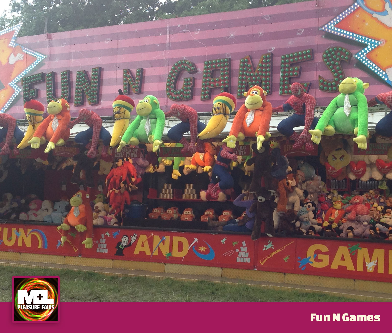 Fun N Games Stand Image