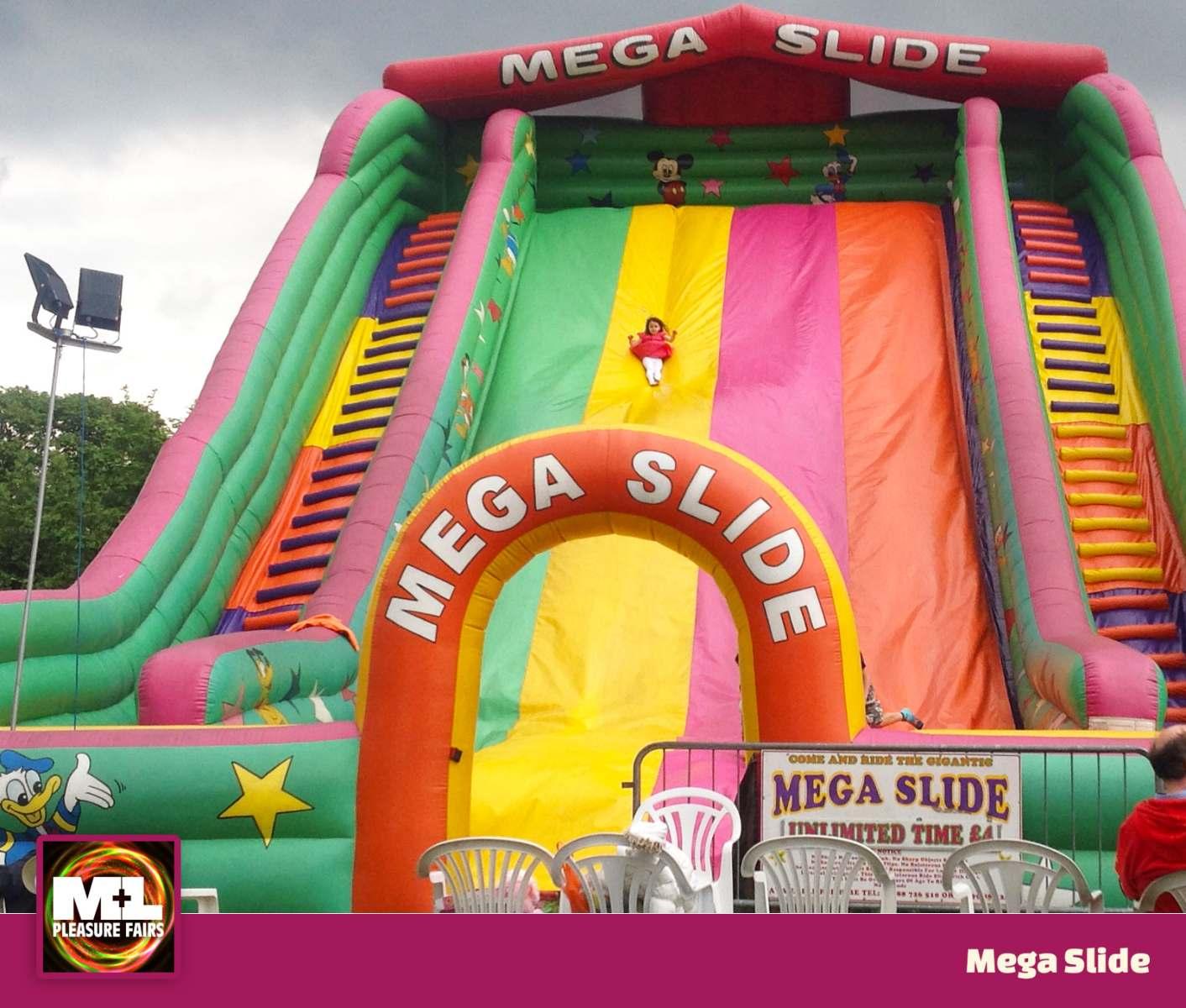 Mega Slide Ride Image