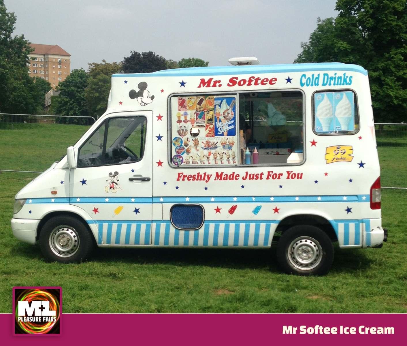 Mr Softee Ice Cream