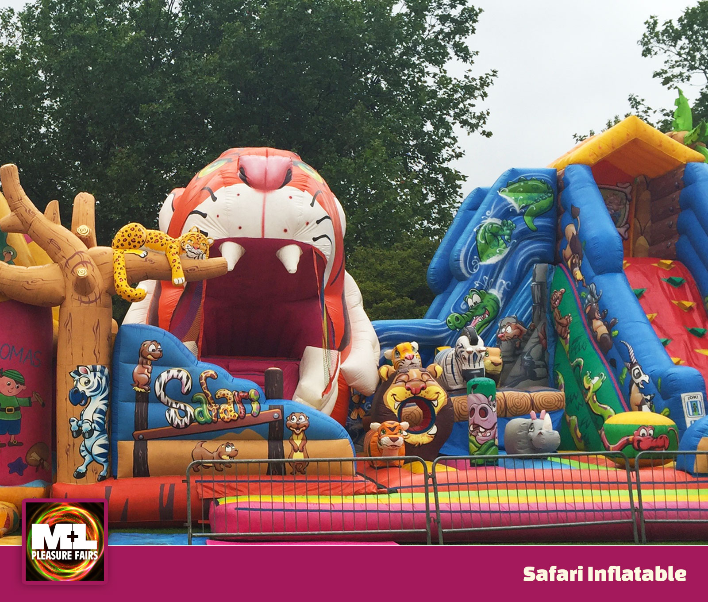 Safari Inflatable