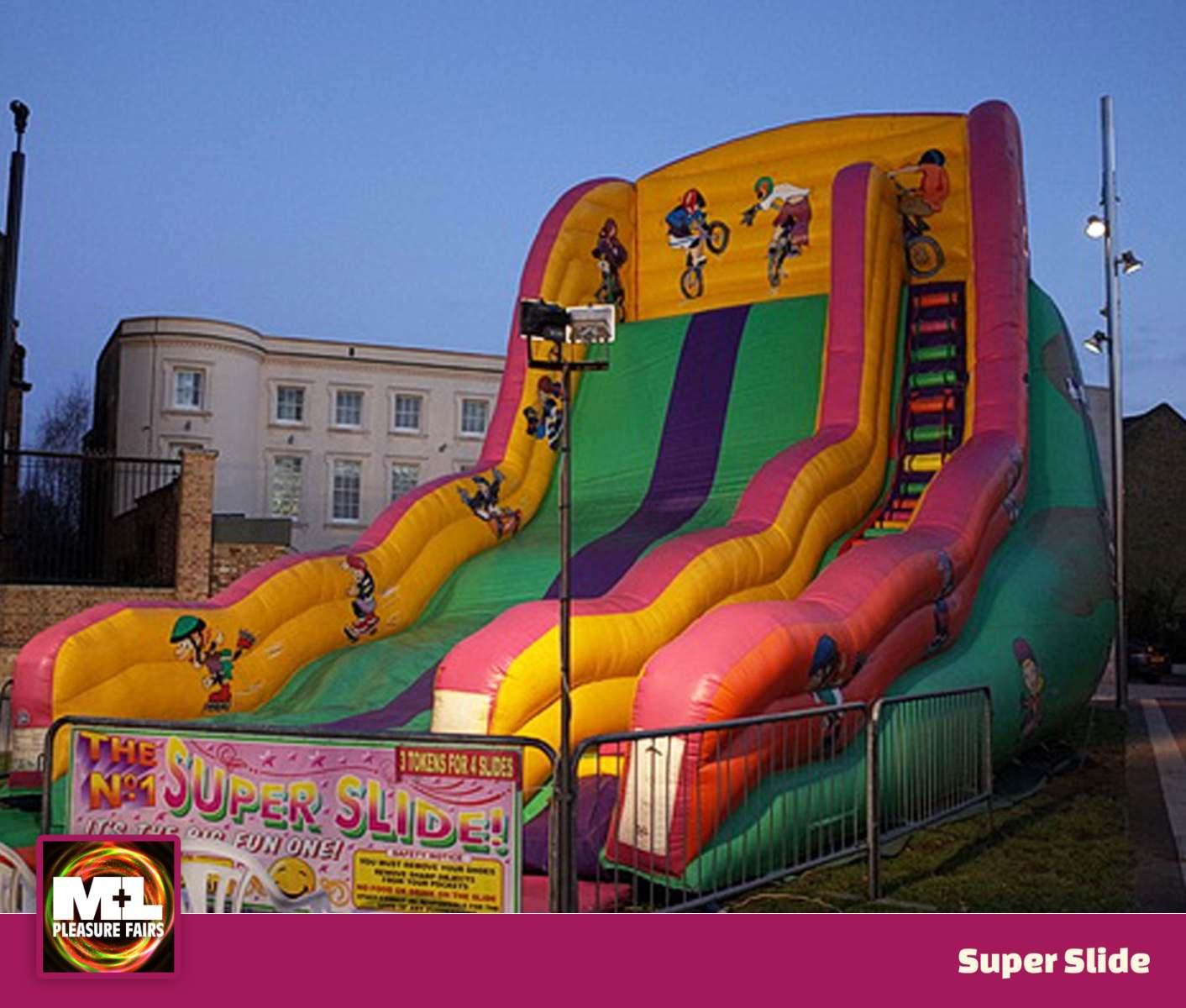Super Slide Ride Image