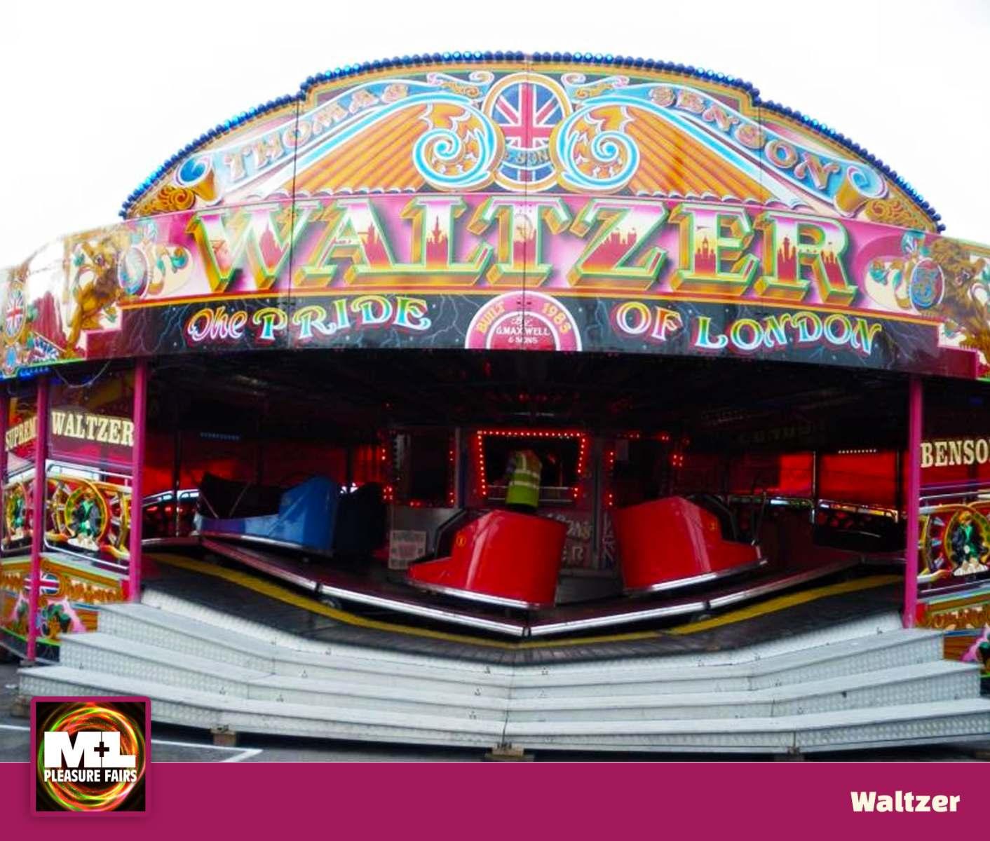 Waltzer Ride Image