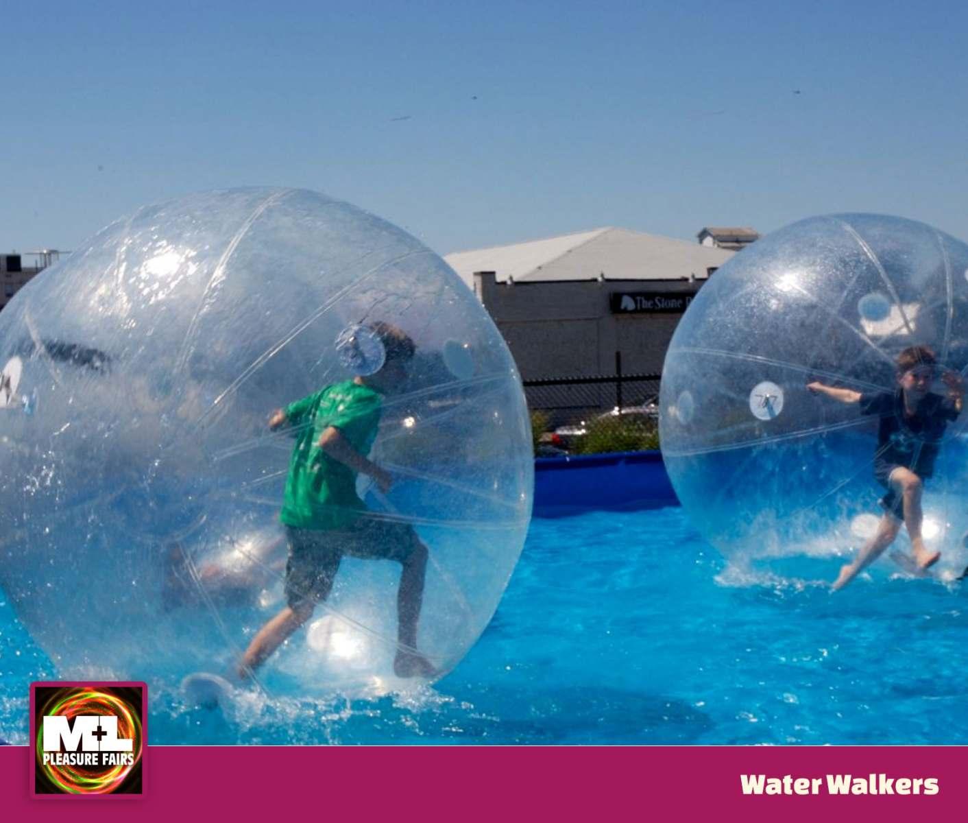 Water Walkers Ride Image